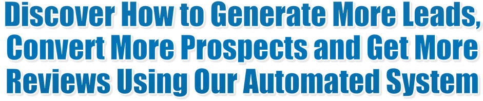 Automated Reviews System 858-442-3131